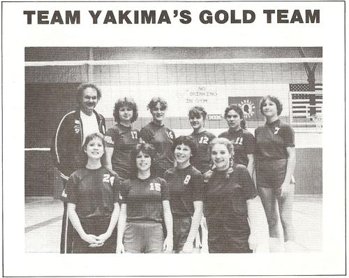 Team Yakima History & Club Information
