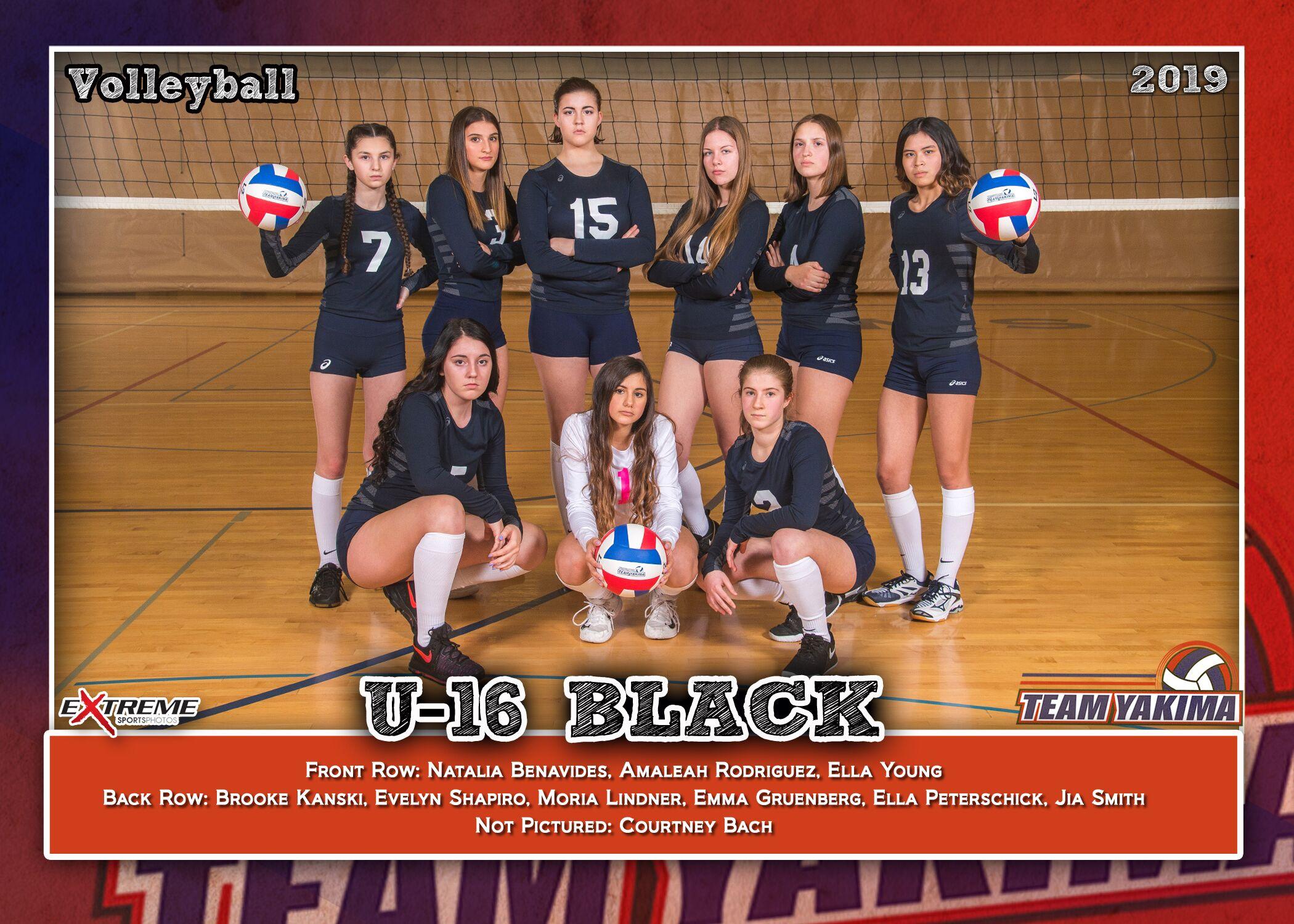Team Yakima 16 Black