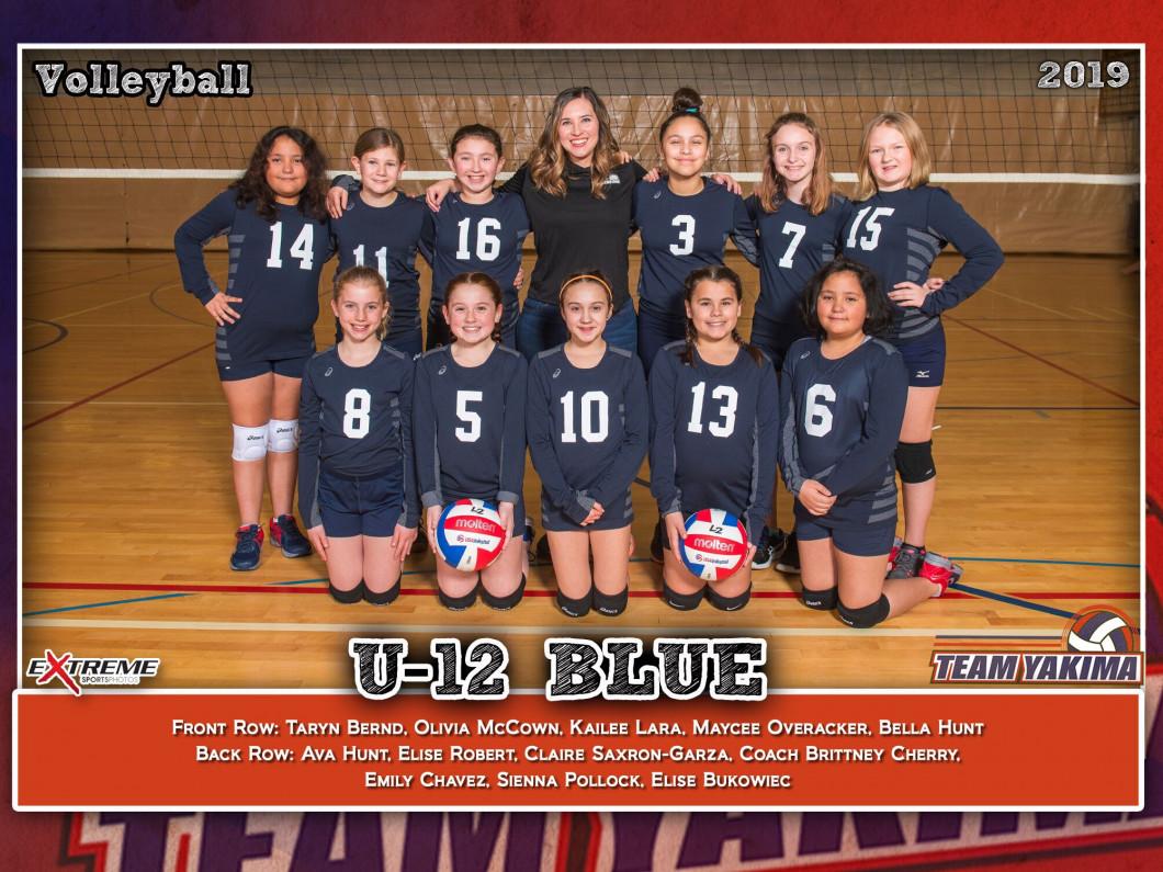 Team Yakima 12 Blue