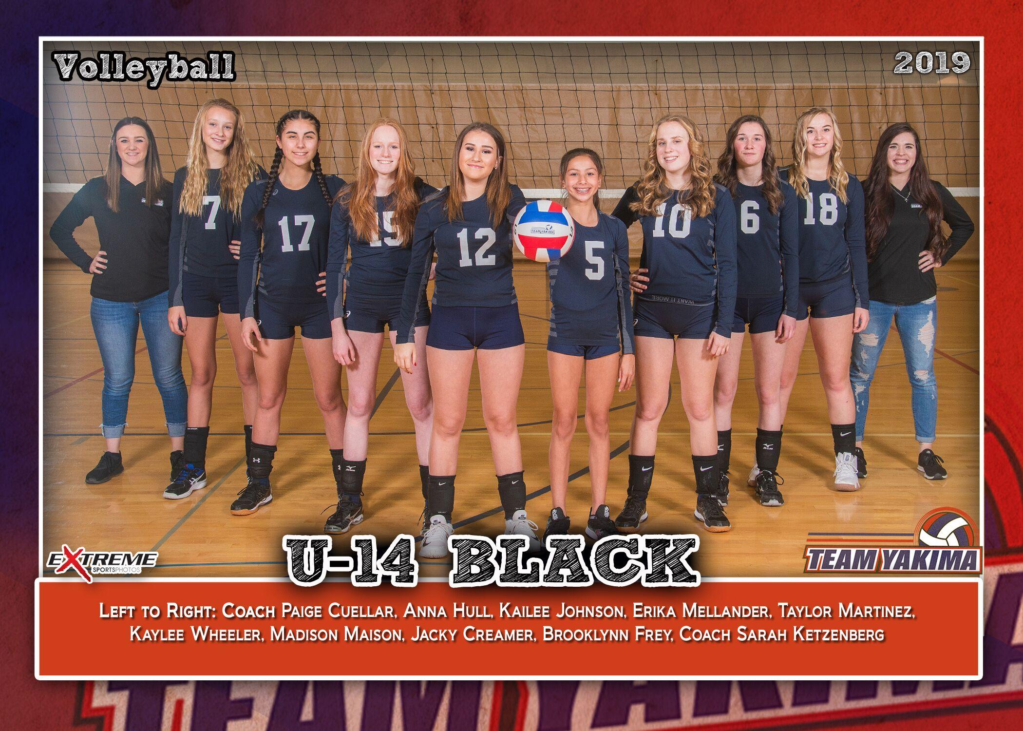 Team Yakima 14 Black